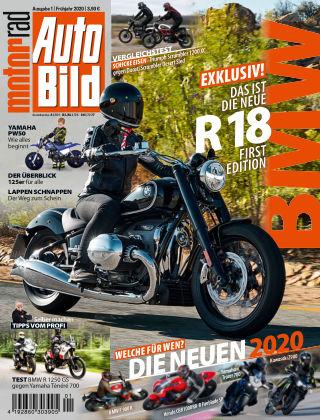 AUTO BILD Sonderhefte Motorrad NR.001 2020