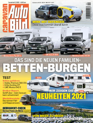 AUTO BILD Sonderhefte Caravan NR.003 2020