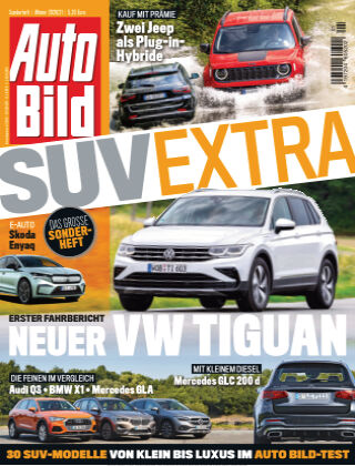 AUTO BILD Sonderhefte SUV Extra 2020