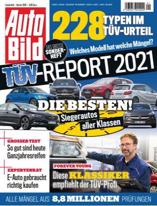 AUTO BILD Sonderhefte TUV NR.001 2020