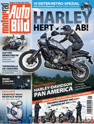 AUTO BILD Sonderhefte Motorrad NR.001 2021