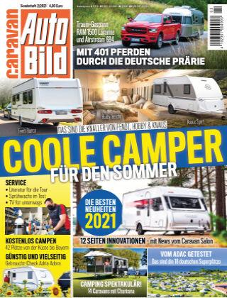 AUTO BILD Sonderhefte Caravan NR.002 2021