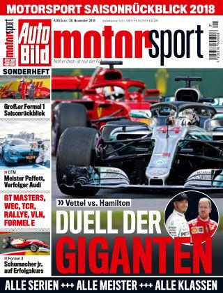 AUTO BILD motorsport NR.002 2018