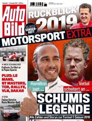 AUTO BILD motorsport Sonderheft 2019