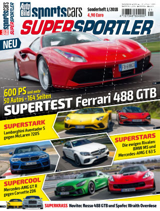 AUTO BILD SUPERSPORTLER & TUNING Supersportler 2018