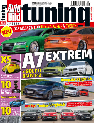 AUTO BILD SUPERSPORTLER & TUNING Tuning