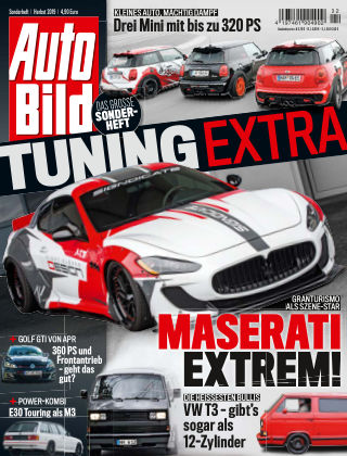 AUTO BILD SUPERSPORTLER & TUNING Tuning 2019