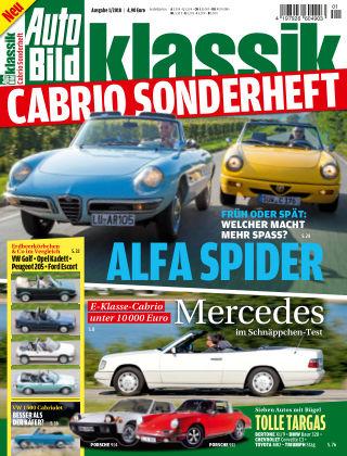 AUTO BILD KLASSIK Sonderhefte Cabrio