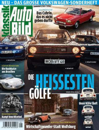 AUTO BILD KLASSIK Sonderhefte VW 2019