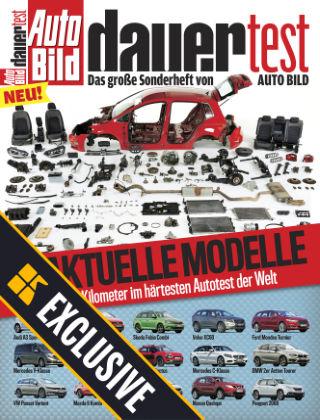 AUTO BILD Readly Exclusive Dauertests