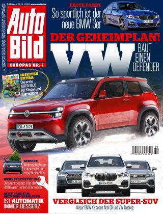 AUTO BILD Österreich NR.050 2018