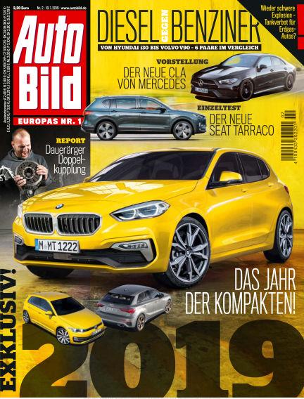 AUTO BILD Österreich January 10, 2019 00:00