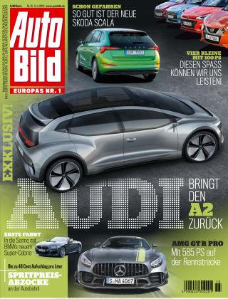 AUTO BILD Österreich NR.015 2019