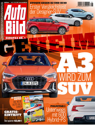 AUTO BILD Österreich NR.025 2019