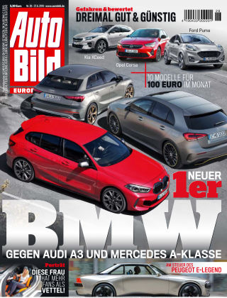 AUTO BILD Österreich NR.026 2019