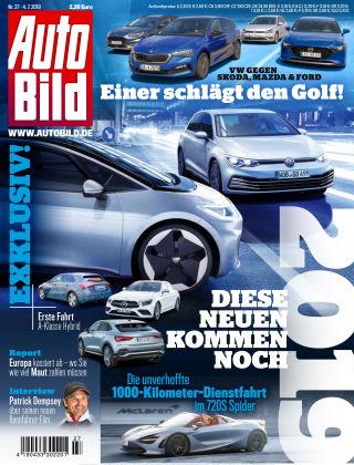 AUTO BILD Österreich NR.027 2019
