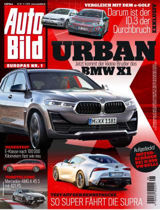 AUTO BILD Österreich NR.028 2019