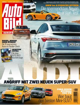 AUTO BILD Österreich NR.029 2019
