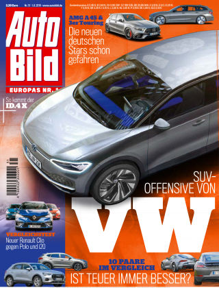 AUTO BILD Österreich NR.031 2019