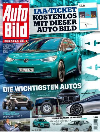 AUTO BILD Österreich NR.037 2019