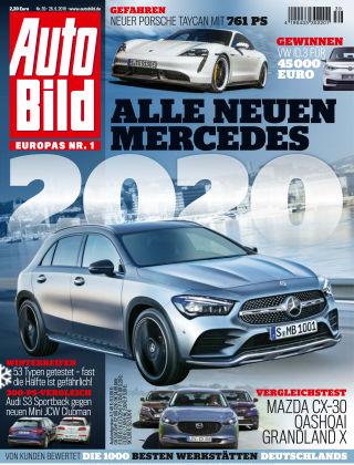 AUTO BILD Österreich NR.039 2019