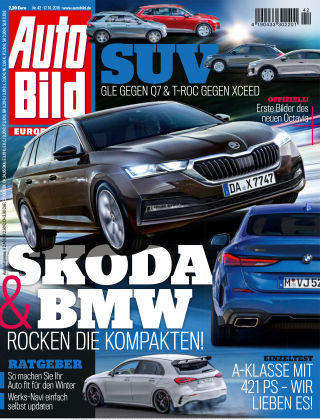 AUTO BILD Österreich NR.042 2019