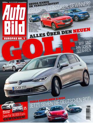 AUTO BILD Österreich NR.043 2019