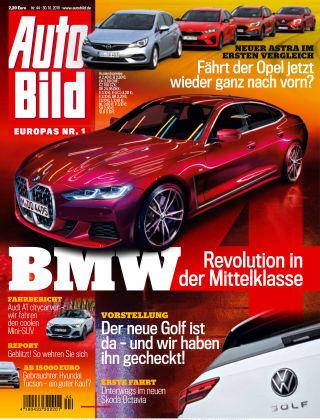 AUTO BILD Österreich NR.044 2019
