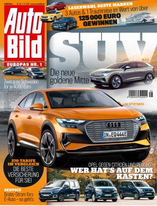 AUTO BILD Österreich NR.045 2019