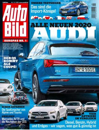 AUTO BILD Österreich NR.002 2020