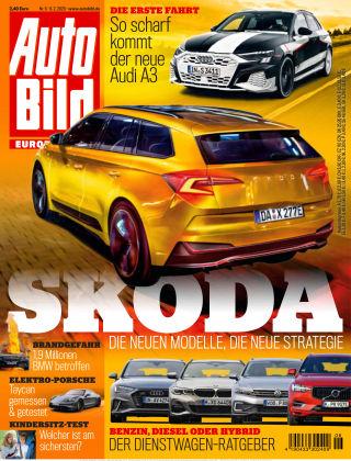 AUTO BILD Österreich NR.006 2020
