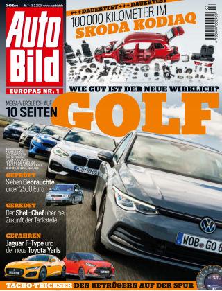 AUTO BILD Österreich NR.007 2020