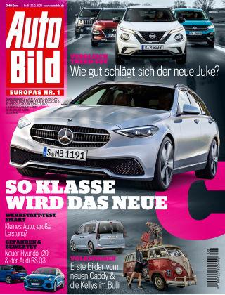 AUTO BILD Österreich NR.008 2020