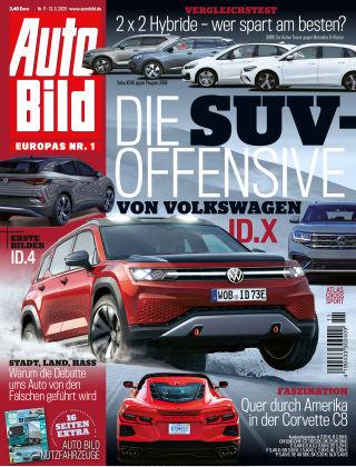 AUTO BILD Österreich NR.011 2020