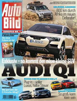 AUTO BILD Österreich NR.000 2020