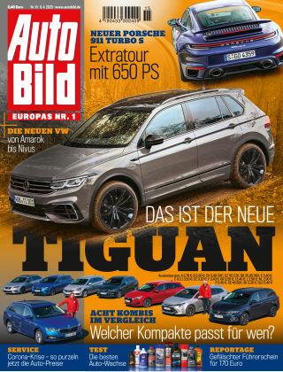 AUTO BILD Österreich NR.015 2020