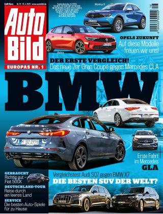 AUTO BILD Österreich NR.016 2020