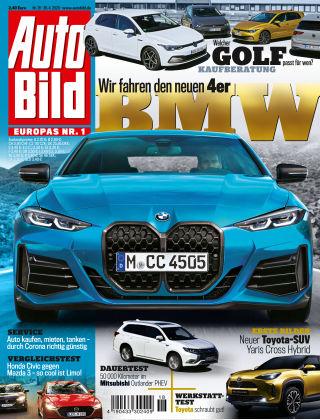 AUTO BILD Österreich NR.018 2020