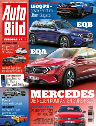 AUTO BILD Österreich NR.020 2020
