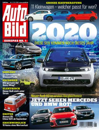 AUTO BILD Österreich NR.021 2020