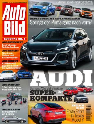 AUTO BILD Österreich NR.022 2020