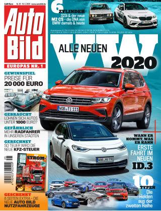 AUTO BILD Österreich NR.025 2020