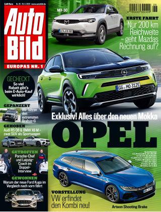 AUTO BILD Österreich NR.026 2020