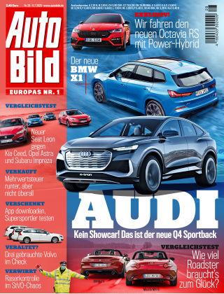 AUTO BILD Österreich NR.028 2020