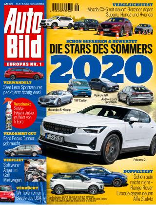AUTO BILD Österreich NR.029 2020