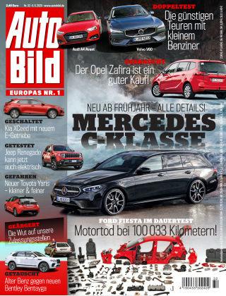 AUTO BILD Österreich NR.032 2020