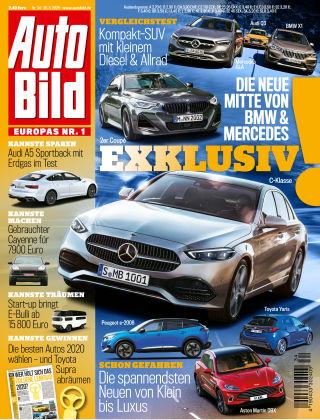 AUTO BILD Österreich NR.034 2020
