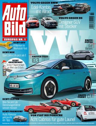 AUTO BILD Österreich NR.037 2020