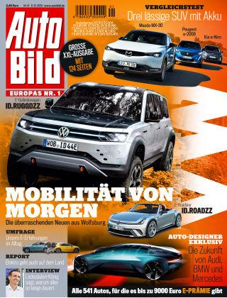 AUTO BILD Österreich NR.041 2020
