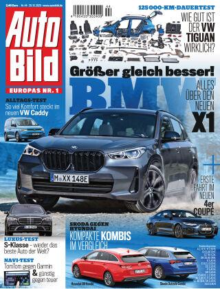 AUTO BILD Österreich NR.044 2020